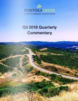 Q3 2018 Quarterly Commentary
